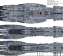 Sabre/Hermes Class Gunstar