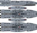 Avenger Class Battlestar