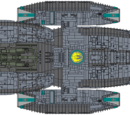 Delphi Class Light Battlestar (D5)