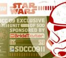SDCC Star Wars Brickmaster Exclusive 2009