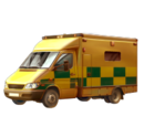 Paramedics Van