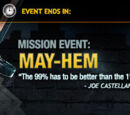 Expired Limited Time Missions