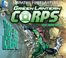 Green Lantern Corps Vol 3 19