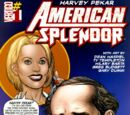 American Splendor Vol 1 1