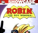 Showcase Presents: Robin, the Boy Wonder Vol 1 1