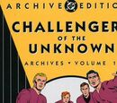 Challengers of the Unknown Archives Vol 1