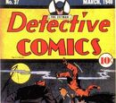 Detective Comics Vol 1 37
