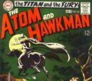 Atom and Hawkman Vol 1 43