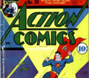 Action Comics Vol 1 39