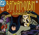 Batman &amp; Robin Adventures Annual Vol 1 2