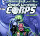 Green Lantern Corps Vol 3 20