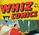 Whiz Comics Vol 1 8