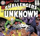Silver Age: Challengers of the Unknown Vol 1 1