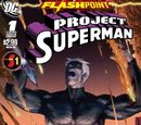 Flashpoint: Project Superman Vol 1