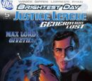 Justice League: Generation Lost Vol 1 5