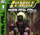 Justice League: Rise and Fall Special Vol 1 1