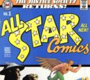 JSA Returns: All-Star Comics Vol 1 1