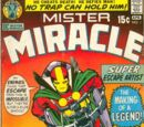 Mister Miracle/Covers