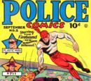 Police Comics Vol 1 2