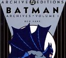 Batman Archives Vol 1 1