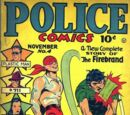 Police Comics Vol 1 4