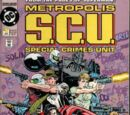 Metropolis S.C.U. Vol 1 1
