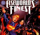 Elseworld's Finest: Supergirl &amp; Batgirl Vol 1 1