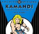 Kamandi Archives Vol 1 2