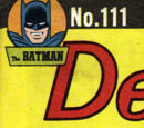 Detective Comics Vol 1 111