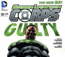 Green Lantern Corps Vol 3 10