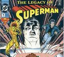 Legacy of Superman Vol 1 1