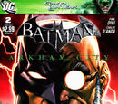 Batman: Arkham City Vol 1 2