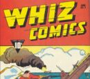 Whiz Comics Vol 1 5