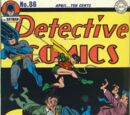 Detective Comics Vol 1 86