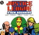 Justice League: A New Beginning (Collected)