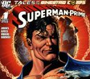 Tales of the Sinestro Corps: Superman-Prime Vol 1 1