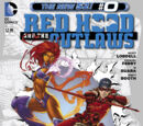 Red Hood and the Outlaws Vol 1 0