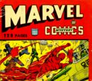 Marvel Mystery Comics Vol 1