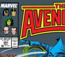 Avengers Vol 1 291