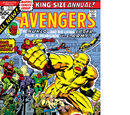 Avengers Annual Vol 1 6