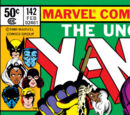 Uncanny X-Men Vol 1 142