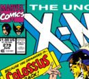 Uncanny X-Men Vol 1 279