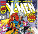 Uncanny X-Men Vol 1 281