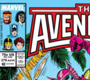 Avengers Vol 1 278