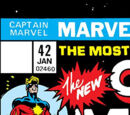 Captain Marvel Vol 1 42
