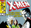 Uncanny X-Men Vol 1 210