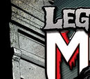 Legion of Monsters: Morbius Vol 1 1