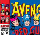Avengers Vol 1 43