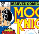 Moon Knight Vol 1 1