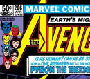 Avengers Vol 1 206
